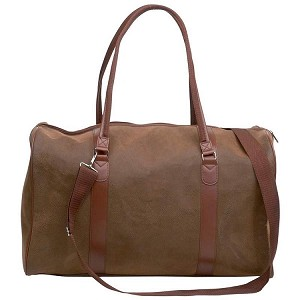 "[DEMO] Travel Gear Faux Leather 21"" Tote Bag"